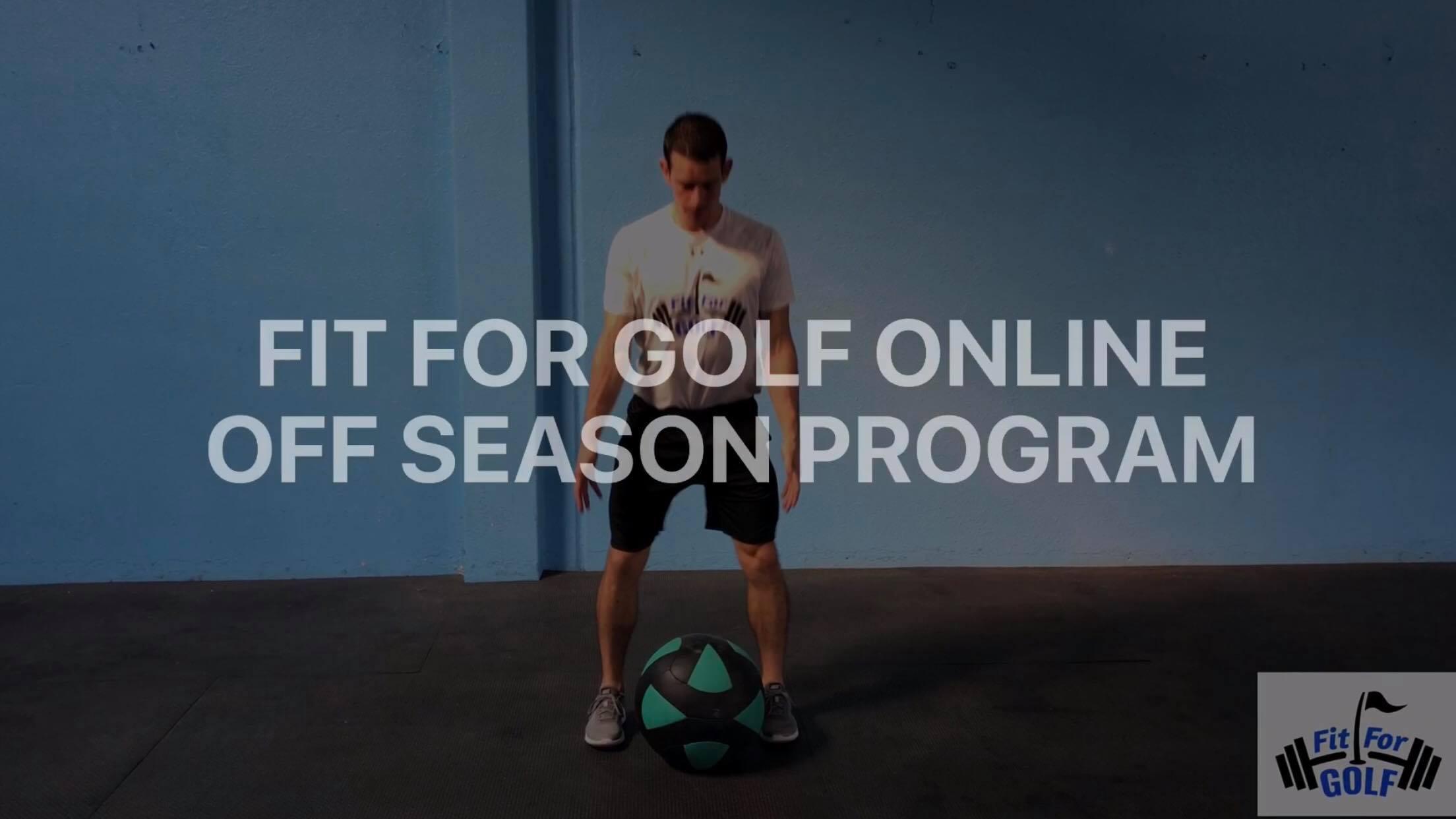 Off Season Devlopment